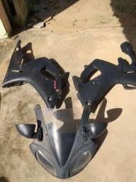 Carenagem para moto Fazer 250cc