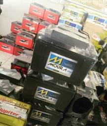 Bateria Moura estacionarias e Nobreak