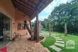 Casa de condomínio à venda com 3 dormitórios em Retiro do chalé, Brumadinho cod:275081