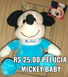 Pelucia Mickey Baby