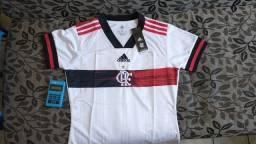 Camisa do Flamengo Feminina 2020 G