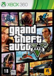 GTA V mídia digital Xbox 360
