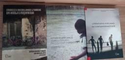 Promoção! 3 livros sobre literaturas africanas