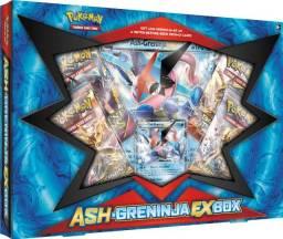 Box Pokemon Ash Greninja Ex