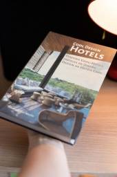 Livro Cool Design Hotels