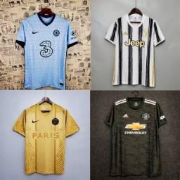 Camisas/Camisetas de Times Futebol