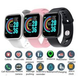Watch length relógio digital
