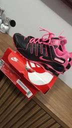 Nike shox nz eu Feminino (Tam 39) ORIGINAL