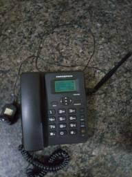 Telefone fixo ( móvel de chip )