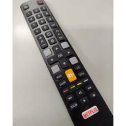 Controle remoto para Tvs Smart TCL produto novo entregamos em P.Alegre-rs