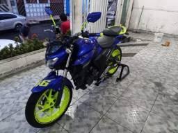 Moto Yamaha 250cc  2019  Valor 17mil