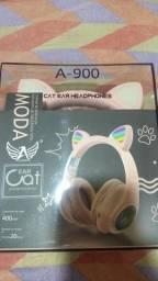 Fone bluetooth Cat A-900