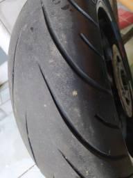 Barbada pneu traseiro 190/50/17