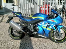 Suzuki GSX-R 1000 GP 2019/20 impecável 1615 km