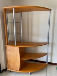 Aparador/Bar de madeira, muito conservado