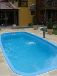 Promoção de piscina 6x3 completa
