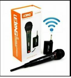 Microfone Lelong João loja virtual