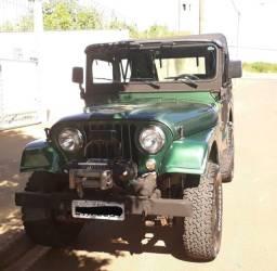 Jeep Willys Venda ou Troca