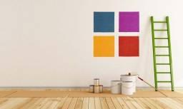 Pinturas residencial em geral