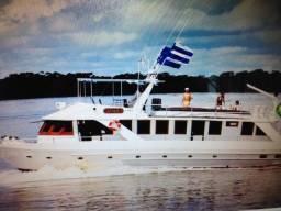 Barco de Aluminio OANA - Em perfeito Estado