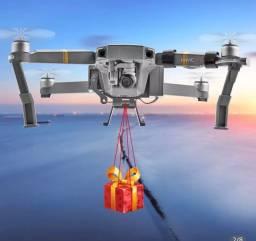 Vendo garra drone dji mavicpro,presente,sensor de isca de pesca e entrega *