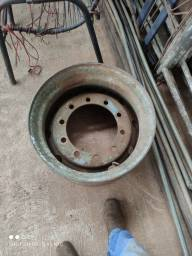 Título do anúncio: Roda pra pneu agrícola 22.5x11.75