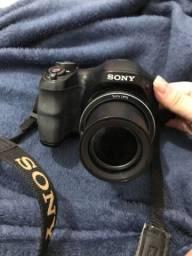 Título do anúncio: Câmera Sony DSC- H200