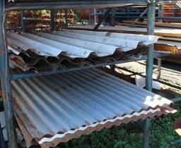 Título do anúncio: Vendo telhas de zinco