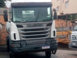 Scania G400 Pipa