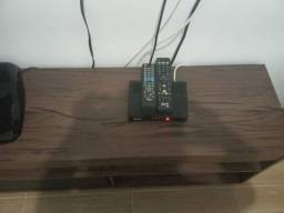 Tv monitor com conversor