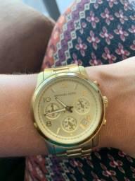 Relógio Michael Kors Dourado MK 5055