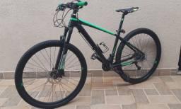 Bicicleta Redstone 29 Macropus com 27 Velocidades e Freio Hidráulico