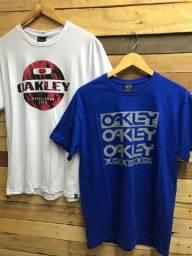 4 camisetas por R$ 100,00 no dinheiro