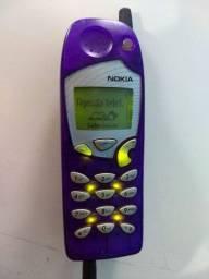 Vendo Celular Nokia Antigo Modelo 5125