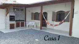 Título do anúncio: Casa de aluguel em Bombas - Bombinhas