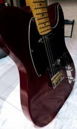 Guitarra Telecaster Luthier unica!