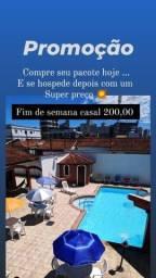 Promoção na estádia na Praia Grande e Peruíbe