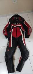 Macacão motocicleta para sua segurança