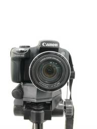 Câmera fotográfica Canon power shot sx50hs
