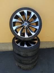 Rodas aro 18 do Passat cc