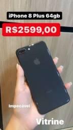 iPhone Novos e de Vitrine