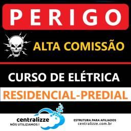 Título do anúncio: Curso Elétrica Predial e Residencial