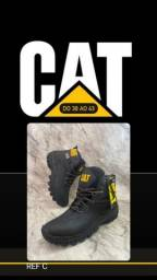 Título do anúncio: Bota caterpillar black
