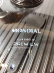Grill mondial Premium 127volts novo