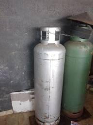 2 cilindro de gás