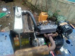 Motor kubota e Mitsubishi