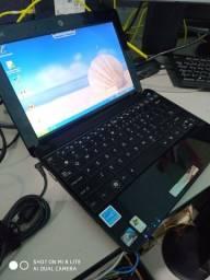 Netbook Atom 2gb hd160gb R$ 290,00