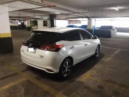 Título do anúncio: Toyota Yaris 1.5 XLS - Cvt - Flex - 2019 - Teto solar - 12mil km