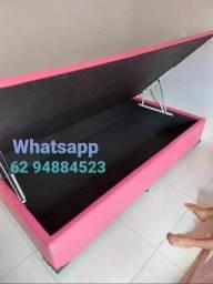 Título do anúncio: =#= box baú solteirão(108×198×43) produto novo direto da fábrica.