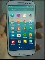 Título do anúncio: Vendo Galaxy S3 lll Neo Branco 16Giga